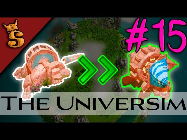 I Figured Out How To Upgrade. BUT... | The Universim #15