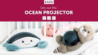 Video: Zazu Cody-Otto Ocean Projector