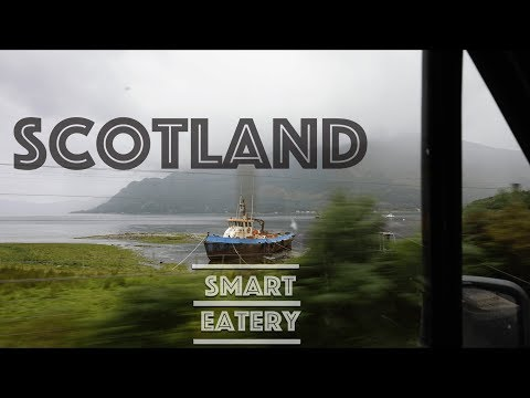 SCOTLAND, Scottish Food Tour.