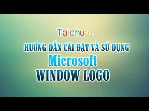 Hướng Dẫn Cài đặt Và Sử Dụng Microsoft Windows Logo
