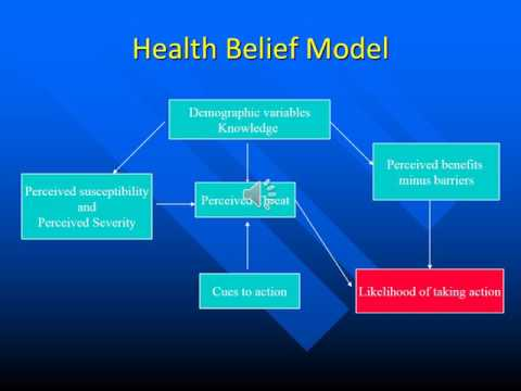 Health promotion theories