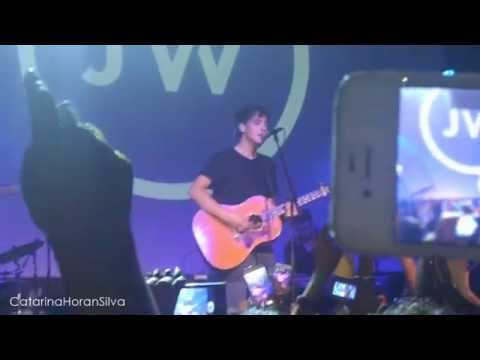 Jacob Whitesides Live in Lisbon [1080p HD]