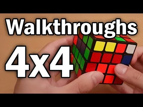 4x4 Yau Method:
