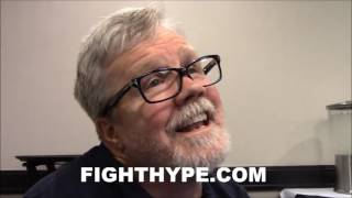 FREDDIE ROACH LAUGHS AT CONOR MCGREGOR IN BOXING; REVEALS UFC OWNER ADMITTED IT WILL NEVER HAPPEN