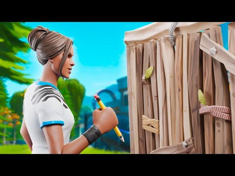 HOW TO TAKE EVERY WALL IN FORTNITE