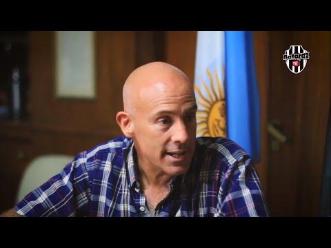 INFO.BATARAZ: Entrevista a Emilio Incaurgarat, presidente del CAE