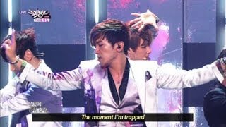 Shinhwa - This Love (2013.06.01) [Music Bank w/ Eng Lyrics]