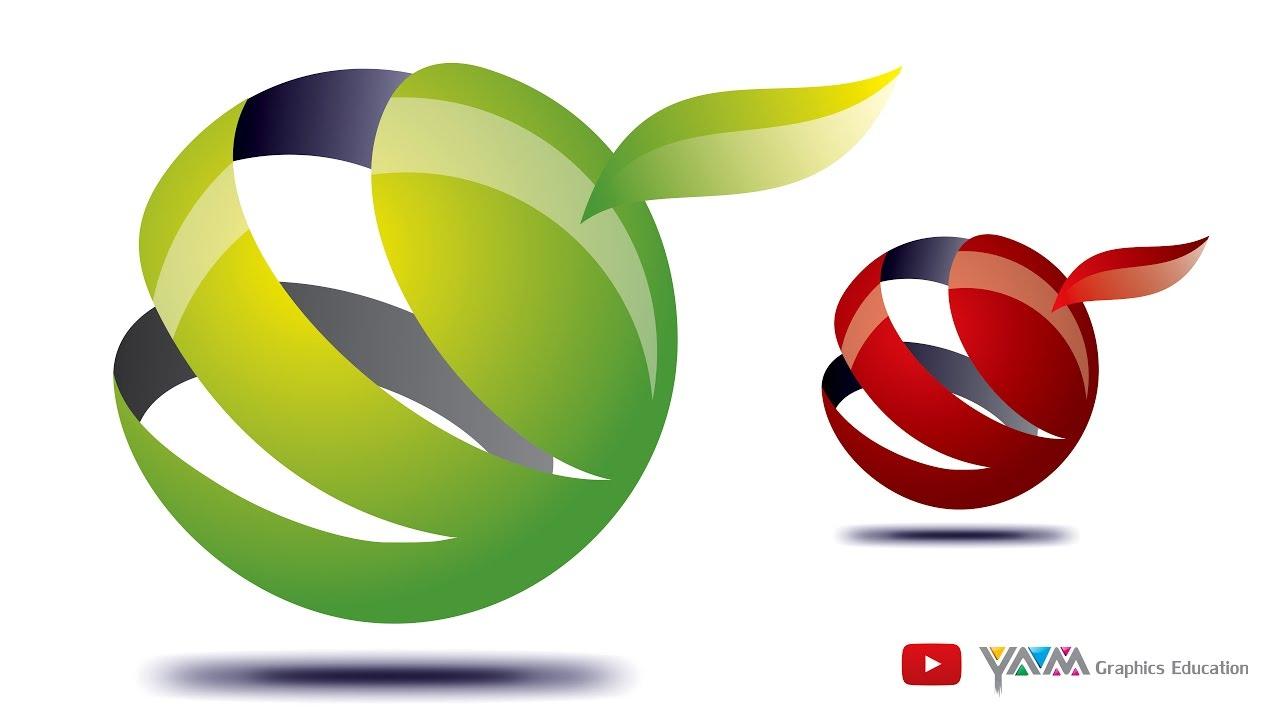 CorelDraw 3D Logo Design Tutorial