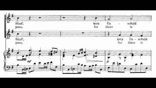 Bach BWV 4-3 Versus 2 Den Tod niemand zwingen kunnt