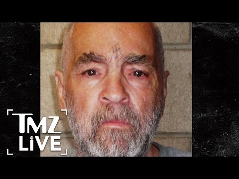 Charles Manson Temporarily Out of Prison, Hospitalized I TMZ Live