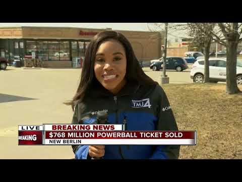 Wisconsin Powerball Lotto Winner