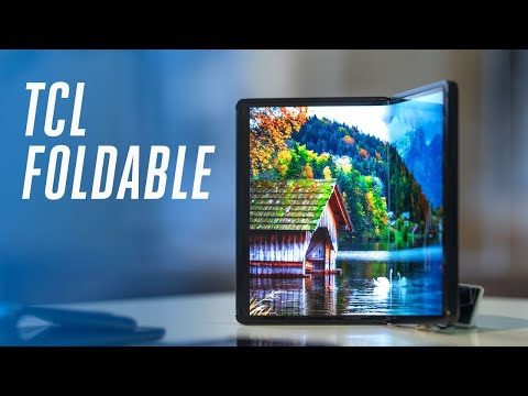 TCL's recent patent filing shows off two familiar foldable phones