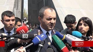 Գլխավոր դատախազն ասաց, որ Հայաստանում «գործ չեն կարում»