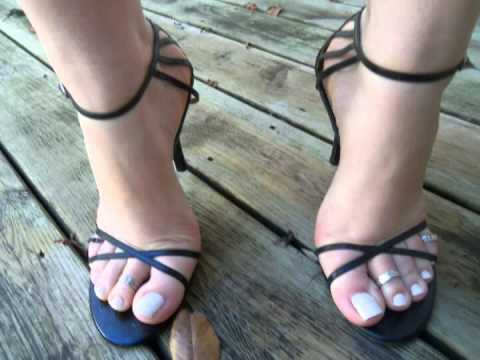 AmazoNika - Soft and Sweet Foot Model