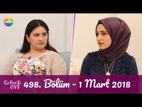 Gelin Evi 498. Bölüm | 1 Mart 2018