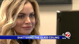 Meet the El Paso woman who broke the glass ceiling in the car business