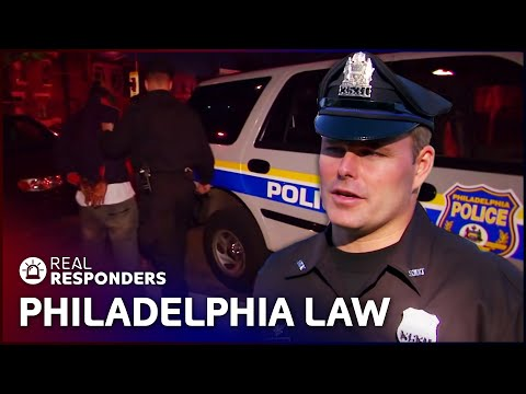 Taking On Drugs, Violence And Death In Philadelphia   Risk Takers   Real Responders