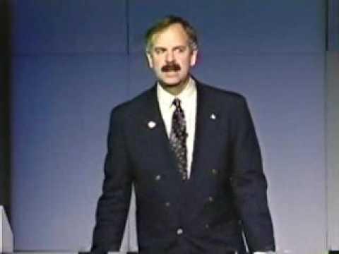 John Naber keynote highlights