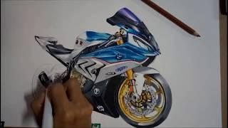 Drawing BMW S1000RR 2016(ไทย)