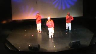 2012/12/22 EmotionalMachine專業舞蹈團隊 加恩堂教會 輔仁大學聖誕夜 Home回家