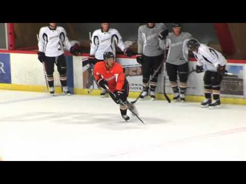 Behind the Scenes of Anaheim Ducks Training Camp at THE RINKS- Anaheim Ice