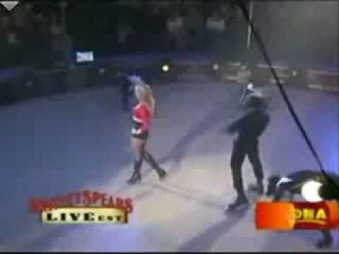 GMA Womanizer  Britney Spears HQ