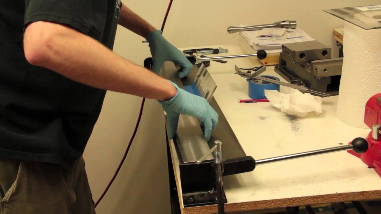 Bending Polycarbonate (Lexan) - YouTube