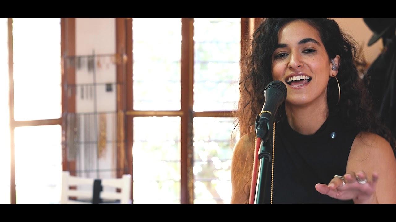 יערה שאוליאן - הגעגוע של פנלופה (Ajami Sessions) |  Yaara Shaulian - HaGaagua Shel Penelope