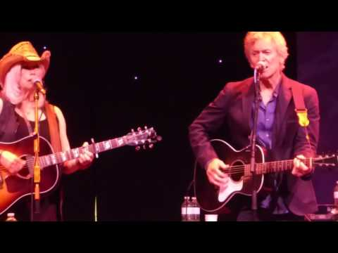 Rodney Crowell & Emmylou Harris - Til I Gain Control Again - Cayamo 2017