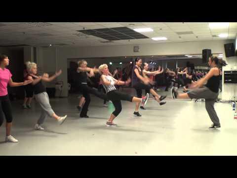 Les Mills BodyJam 66 | Epic Jam with Kristi | FitLife Tartu (Estonia) | Review Mix