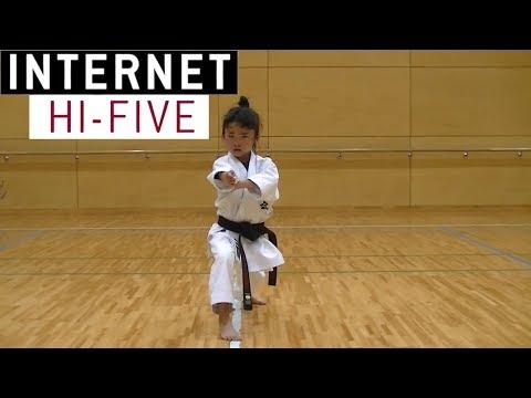 Ninjas    Internet High-Five