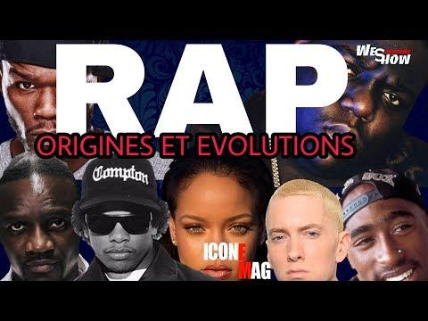 NAISSANCE ET EVOLUTION DU MONDE DE L'HIP HOP / RAP