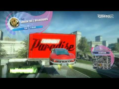 Burnout Paradise Soundtrack - Showing Off To Thieves - Everyone Has Their Secrets