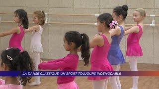 Yvelines | La danse classique, un sport toujours indémodable