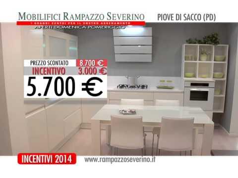 FONDO INCENTIVI 2014 - Cucine Mobilifici Rampazzo Severino - YouTube