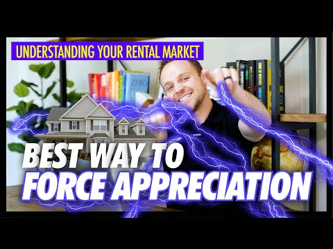 How To Understand Market Rents And Force HUGE Appreciation