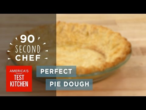Learn the Three Steps to Perfect Pie Dough With This Video