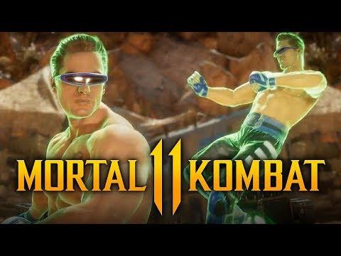 MORTAL KOMBAT 11 - ALL Johnny Cage Intro Dialogues Revealed SO FAR! thumbnail