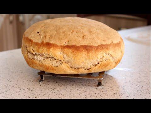 Мой бездрожжевой хлеб