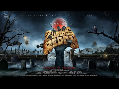Zombie Reddy | PV3 Title Announcement | Prasanth Varma | Apple Tree Studios