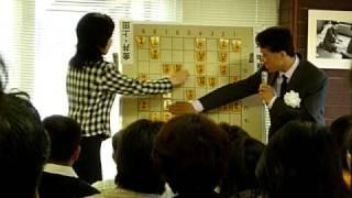 棋士会将棋フェスティバル 2010 in 東京 その1