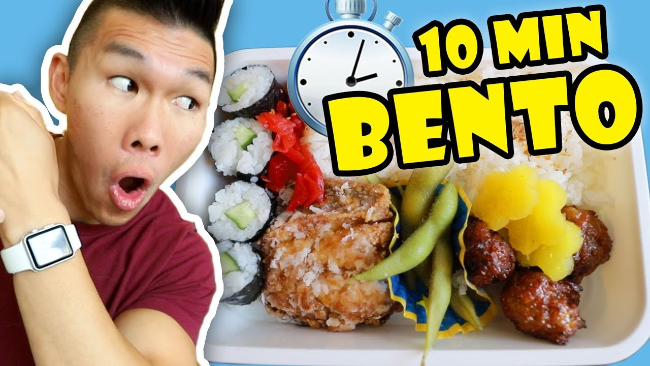 make-a-bento-box-crazy-fast-in-10-minutes-life-after-college-ep-609