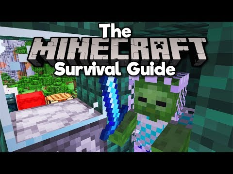 automated-villager-zombifying-machine!-▫-the-minecraft-survival-guide-[part-229]