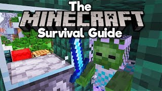 Automated Villager Zombifying Machine! ▫ The Minecraft Survival Guide [Part 229]