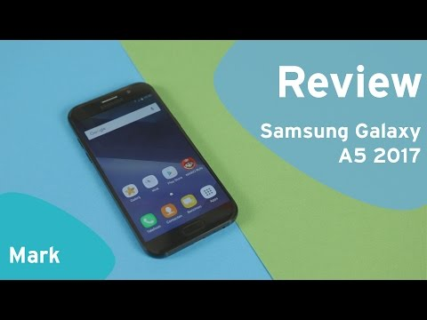 Samsung Galaxy A5 2017 review (Dutch)