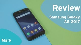 Samsung Galaxy A5 2017 review (Dutch)
