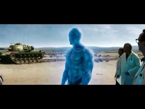 Watchmen - The Birth of Dr. Manhattan - 4K