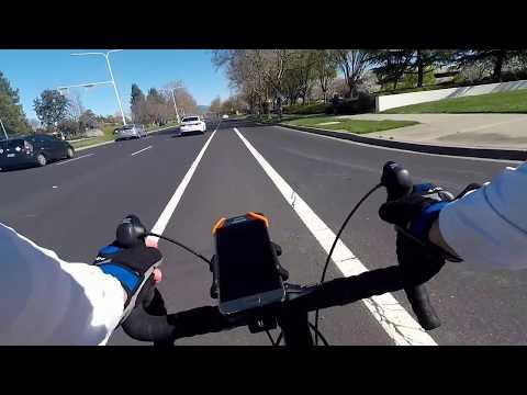 Biking The Iron Horse Trail