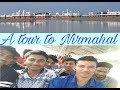 A tour to Neermahal, in Tripura