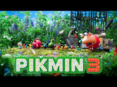 Pikmin 3 | Mission Mode Melody | Extended